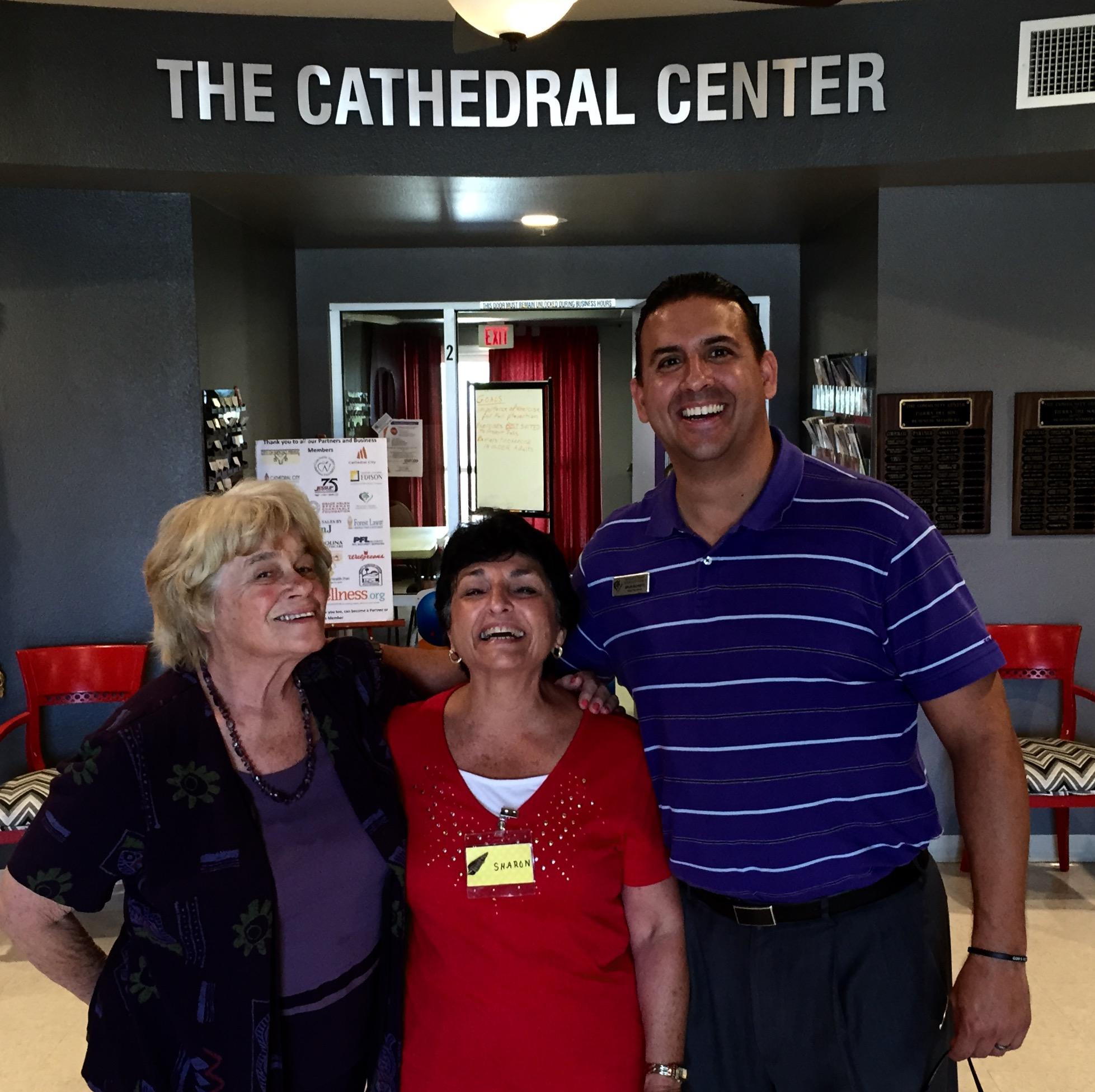 Cathedral City Senior Center Birthday Celebration