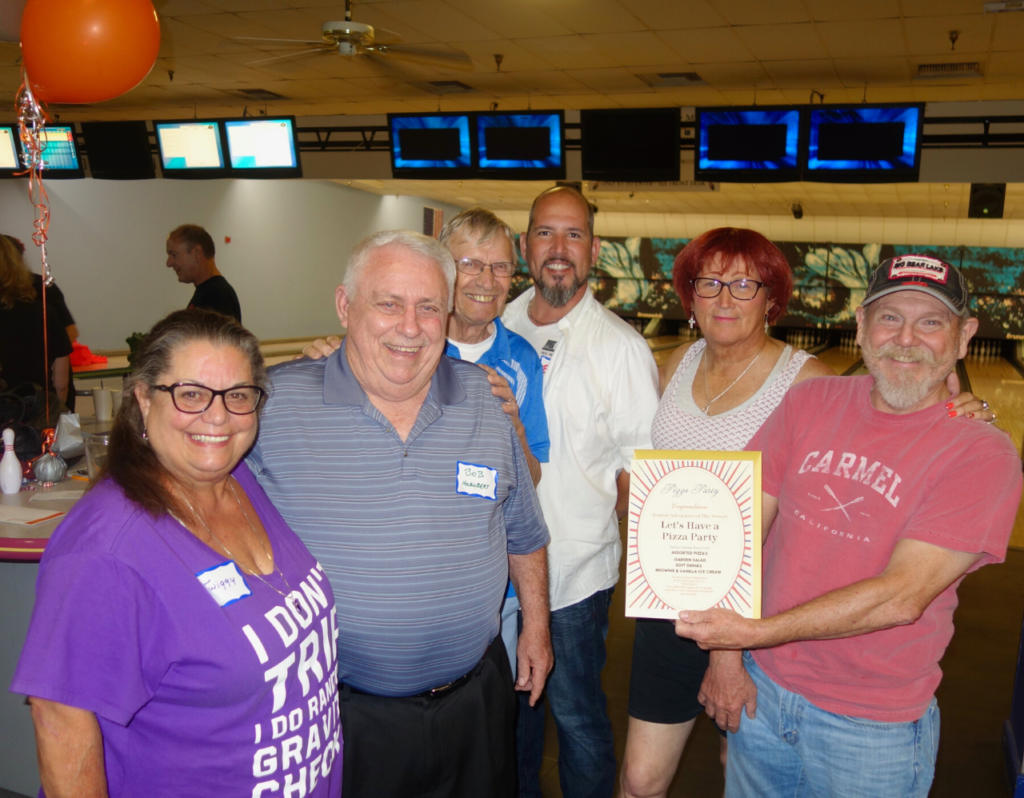 Cathedral City Senior Center Bowling