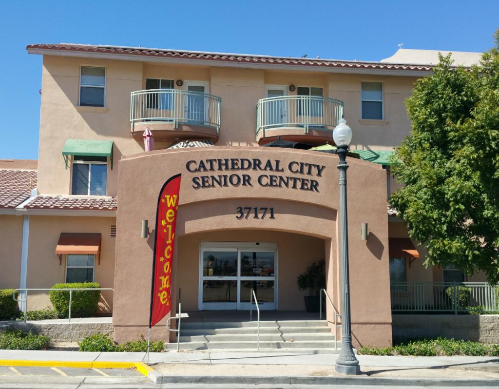 Cathedral City Senior Center