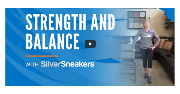 Silver Sneakers: Strength & Balance