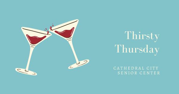 Thirsty Thursday – September 24, 2020