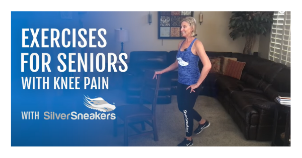 Exercises For Seniors With Knee Pain