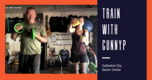 Read more about the article Train with GunnyP – Workout #2