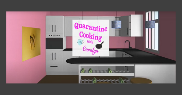 Quarantine Cooking With Carolyn – Chicken Tagine