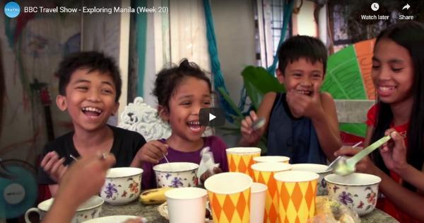 BBC Travel Show – Exploring Manila