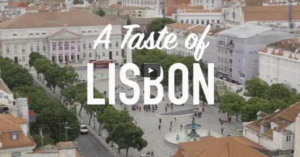 BBC Travel:  A Taste of Lisbon