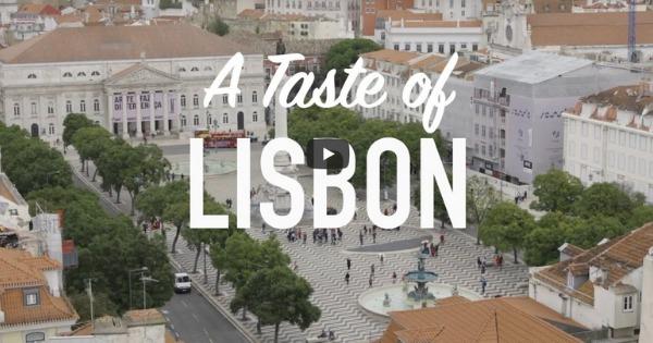 BBC Travel:  A Taste of Lisbon
