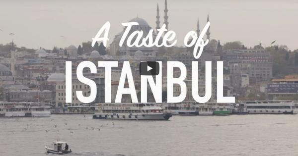 BBC Travel:  A Taste of Istanbul