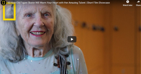 Interesting Folk Friday – Meet 90-Year Old Figure Skater