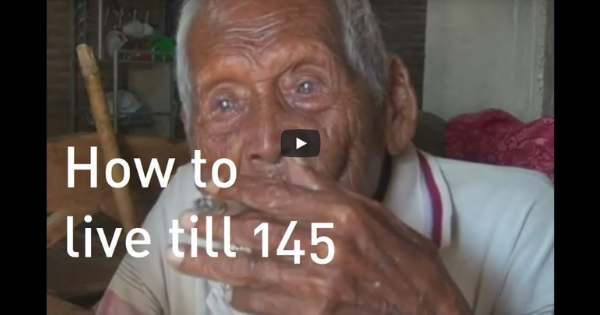 Interesting Folk Friday – The World's Oldest Person?