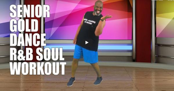 Senior Gold Soul Dance Workout
