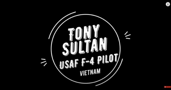 Read more about the article Tony Sultan – USAF F-4 Pilot Vietnam