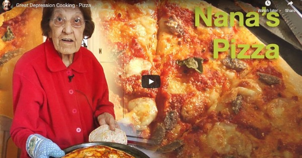 Read more about the article Great Depression Cooking – Pizza