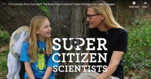 Super Citizen Scientists