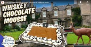 Read more about the article The Chocolate Mousse I made for The Queen at Balmoral Castle!