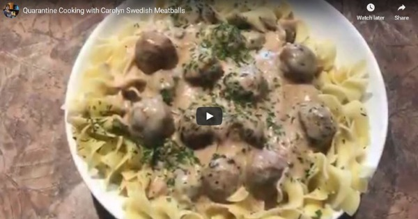 Read more about the article Swedish Meatballs