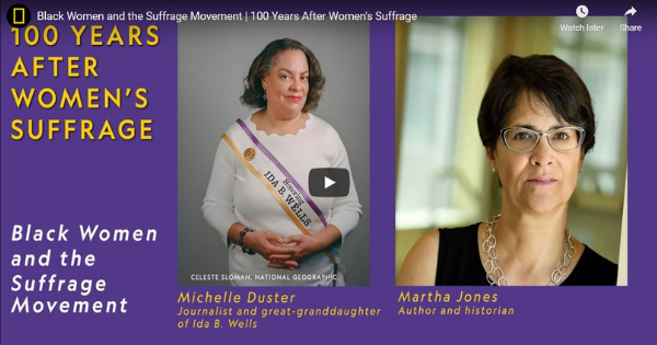 Black Women and the Suffrage Movement | 100 Years After Women's Suffrage