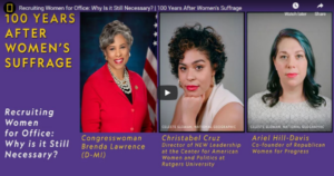 Read more about the article Recruiting Women for Office: Why Is it Still Necessary? | 100 Years After Women's Suffrage