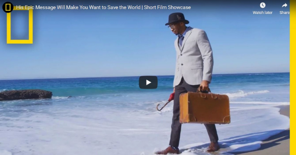 Read more about the article His Epic Message Will Make You Want to Save the World | Short Film Showcase
