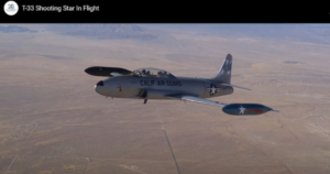 Read more about the article Flight Experience  T-33 Shooting Star