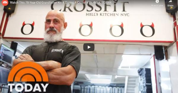 Meet Jacinto Bonilla: The Grandfather of CrossFit