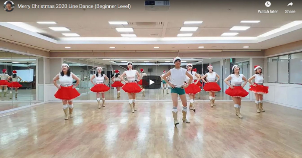 Read more about the article Christmas Line Dancing