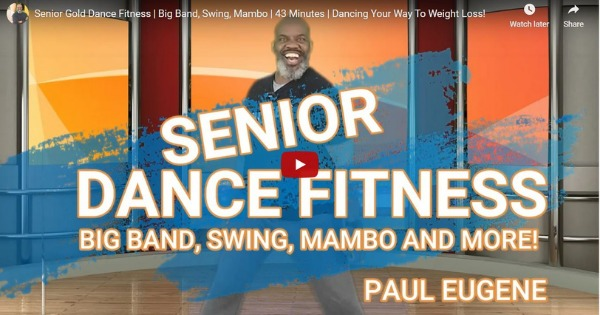 Big Band, Swing, Mambo – Dancing Your Way To Weight Loss
