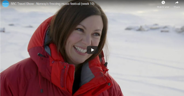 BBC Travel Show – Norway