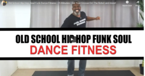 Old School Hip Hop, Soul Funk Dance Fitness | 25 Minutes