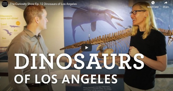 The Curiosity Show Ep. 12 Dinosaurs of Los Angeles
