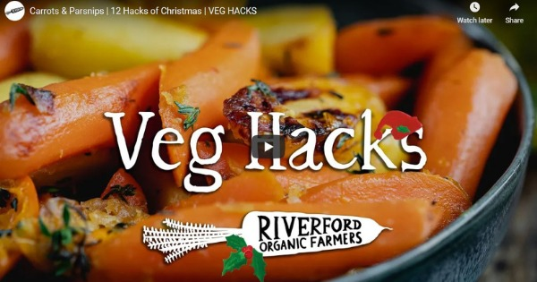 Read more about the article Carrots & Parsnips   12 Hacks of Christmas
