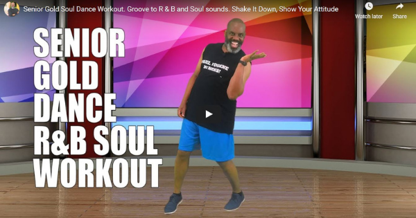 Read more about the article Senior Gold Soul Dance Workout – R&B