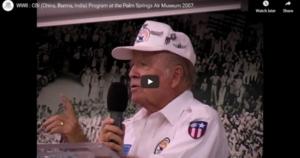 WWII : CBI (China, Burma, India) Program at the Palm Springs Air Museum