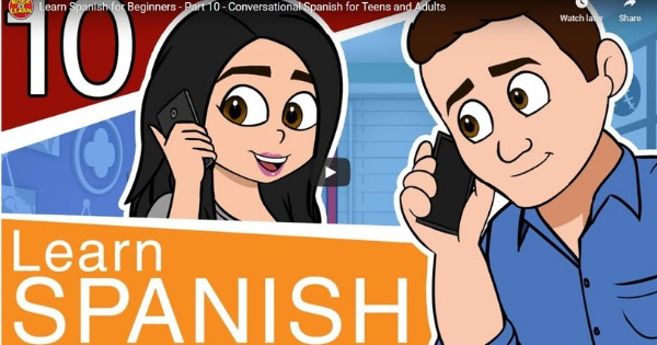 Read more about the article Spanish For Beginners – Lesson 10