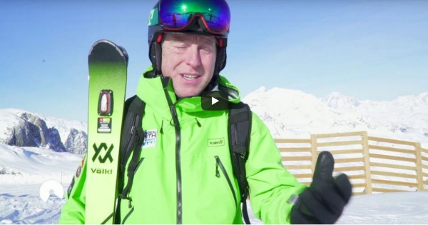 BBC Travel Show – Ice Diving In The Alps