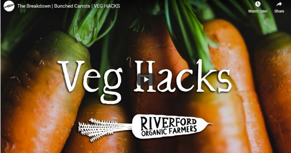 The Breakdown | Bunched Carrots | VEG HACKS