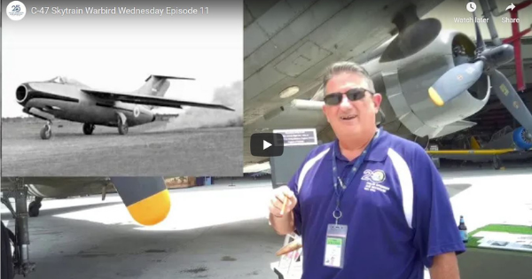 Read more about the article C-47 Skytrain Warbird Wednesday Episode 11