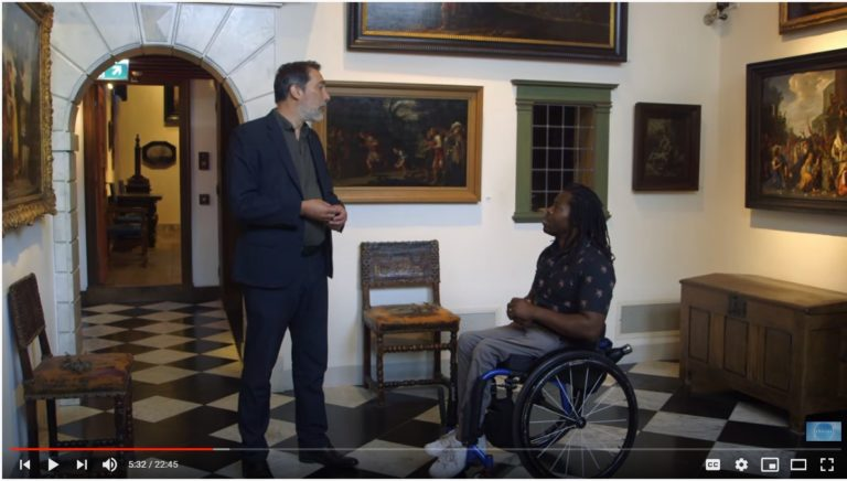BBC Travel Show – Restoring Rembrandt