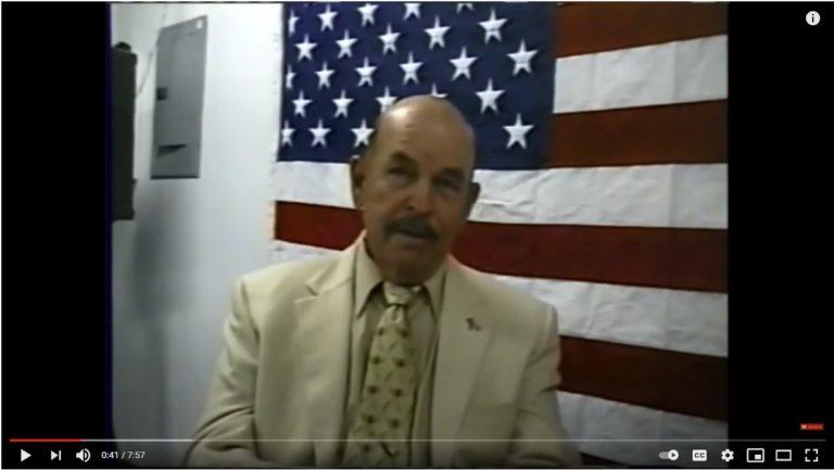 Interview with T-28 Pilot Lt. Dean Hunter, USAF