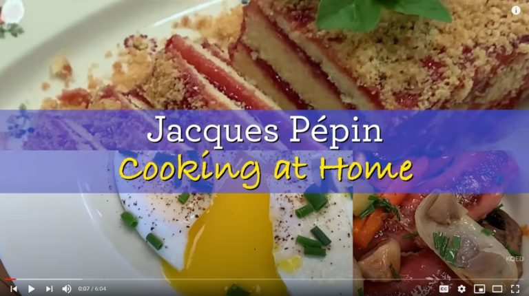Lamb Stew | Jacques Pépin Cooking At Home