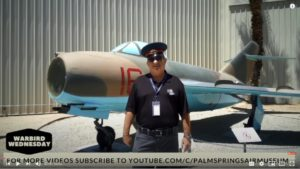 Read more about the article MiG 15, MiG 17, and MiG21 – Warbird Wednesday Episode 13